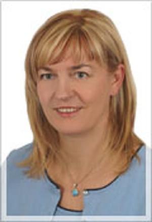 Bialystok University of Technology教授Elżbieta Szymańska照片