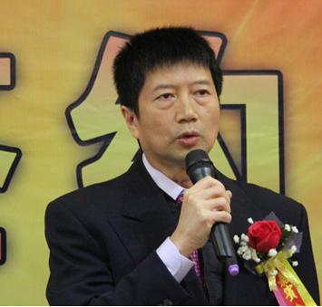 富士康集团总经理蒋浩良照片