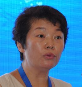 中國人民銀行消費者權益保護局副局長朱紅照片