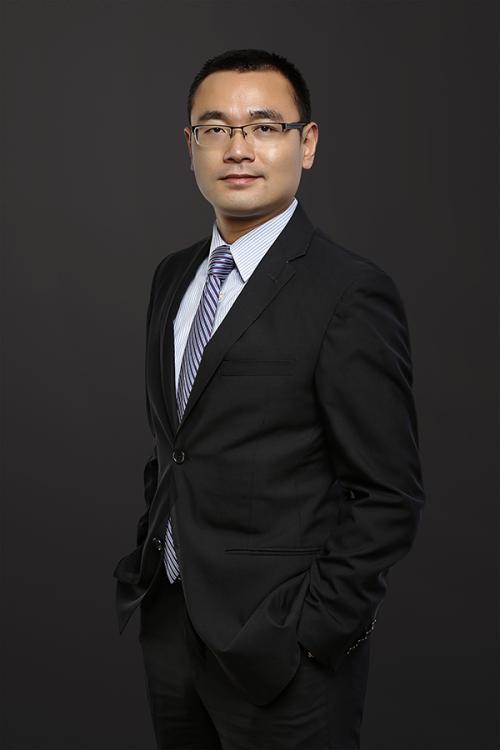 珠海国际会展中心总经理付睿照片