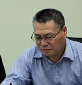 天津空港管理局局长黄正月