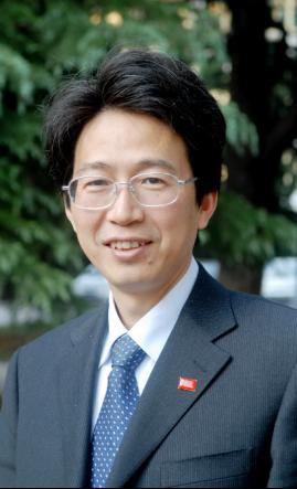 南京医科大学公共卫生学院院长陈峰照片
