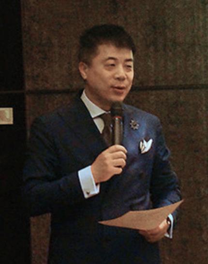 通标标准技术服务(天津)有限公司总经理刘凯照片