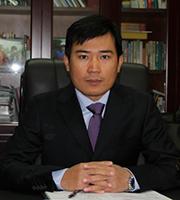 广东文化投资集团总裁柳家平照片