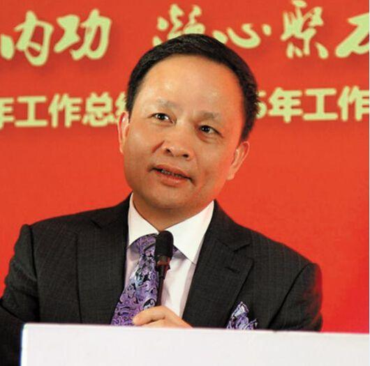 广物地产集团总裁蔡春萌