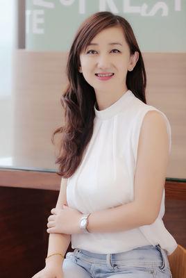 腾讯云计算公司副总裁曾佳欣