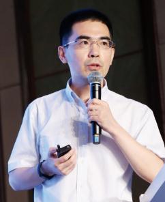 上海万向区块链股份有限公司首席技术官 罗荣阁照片
