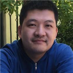 Hulu北京研发中心 研发总监周涵宁照片