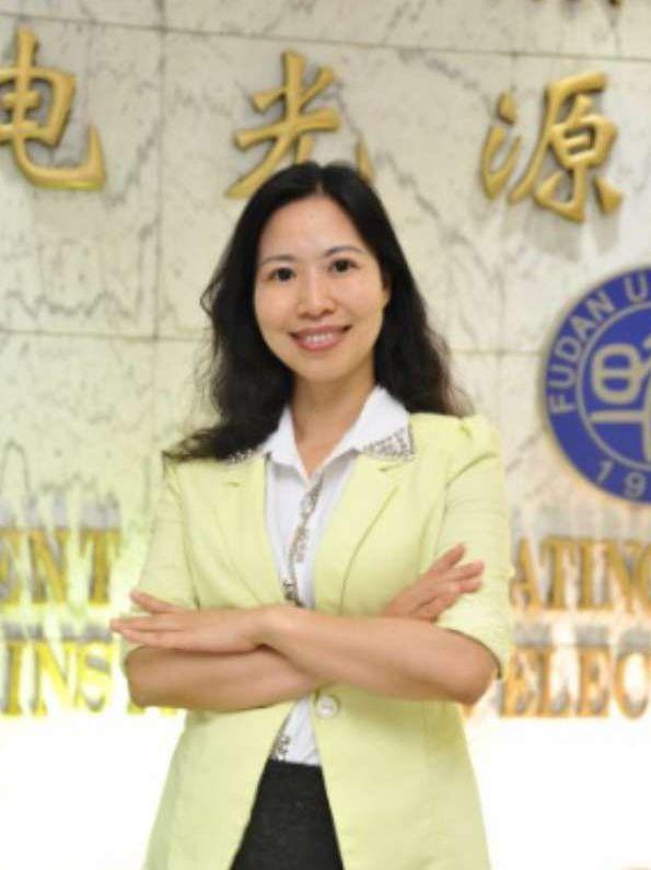 复旦大学教授林燕丹照片
