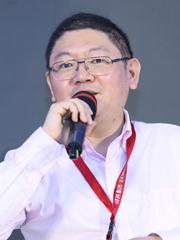 中关村银行金融市场部总经理刘拂洋照片