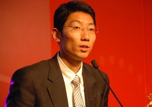 中国电子技术标准化研究院主任 胡静宜照片