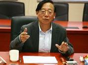 中央财经大学税务学院院长汤贡亮照片