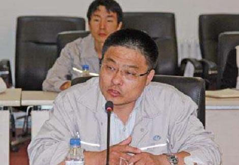 一汽轿车股份有限公司技术部部长谢文才照片
