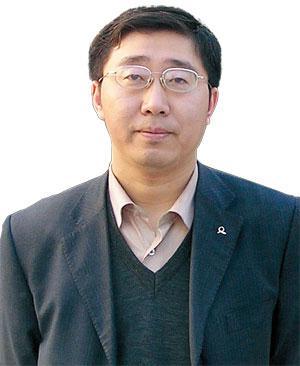 洛阳轴研科技总工程师叶军照片