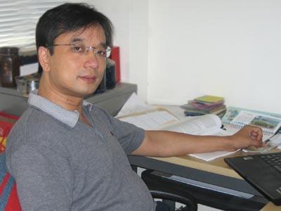 四川省卫生和计划生育委员会调研员张建新照片