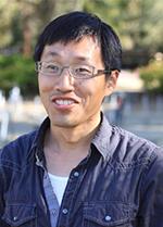 北京计算科学研究中心助理教授刘海广照片