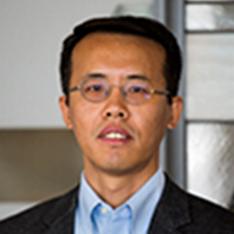 美国密西根大学教授刘向宏Henry Liu照片