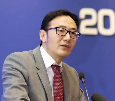 中国人民银行研究局局长徐忠照片