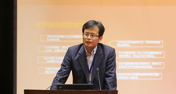 中國航空綜合技術研究所 高級工程師梁勇照片