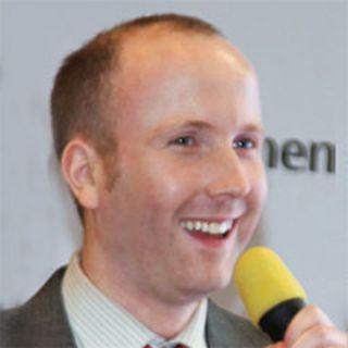 科技咨询公司China Channel联合创始人MatthewBrennan照片
