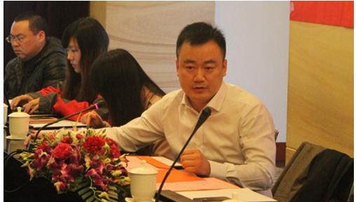 中信建投证券深圳分公司 项目总监王井双照片