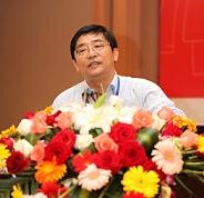 中国高等教育学会教育信息化分会副理事长宓泳照片