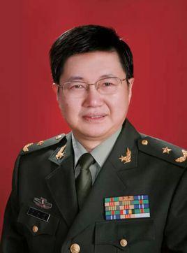 中国人民解放军军事科学院副院长贺福初照片