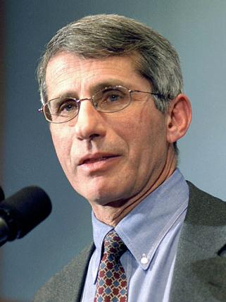 NIH,美国精准医疗计划专家Anthony S. Fauci