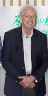 ISBER主席Jim Vaught