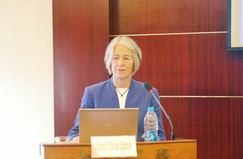 美国血库协会AABB 协会总裁Karen L Shoos