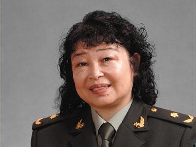 中国人民解放军总医院院士陈香美
