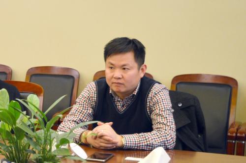 北邮在线科技集团常务副总经理陈晓华