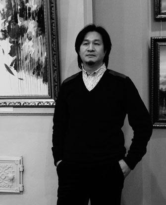 中国国际艺商联盟执行主席陈钰夫照片