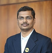 ANSYS资深技术专家Ashok Khondge照片