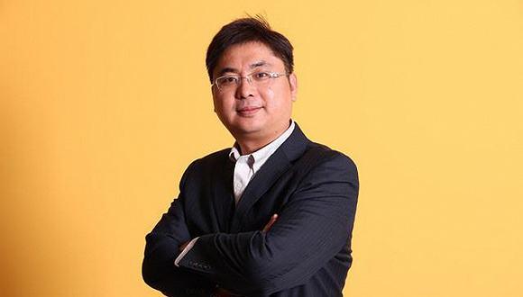 北京宽邦医疗投资有限公司CEO陈亮照片