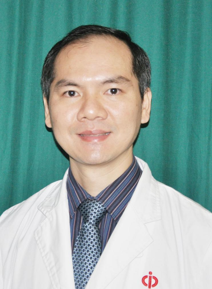 中山大学附属第一医院显微创伤手外科副主任朱庆棠照片