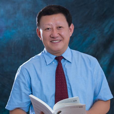 中国商业文化研究会副秘书长万力照片