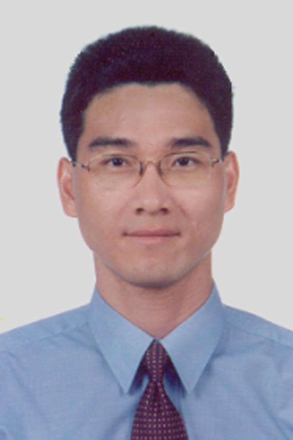 新加坡国立大学助理教授郭永新照片