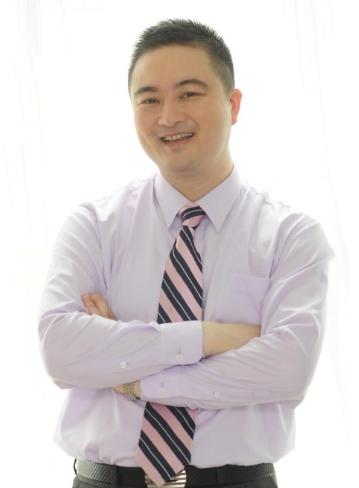 上海改进创始人兼总裁丁晖照片