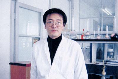 新疆农业科学院研究员娄恺
