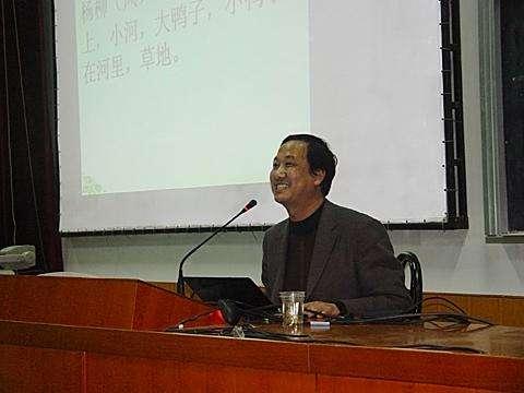 北京市北京小学教师吉春亚照片