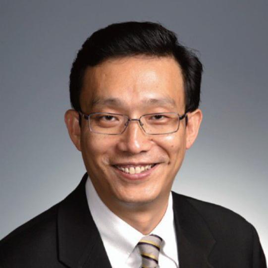 CNGI专家委员会委员刘东照片