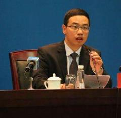 寧波市旅游局副局長陳剛照片