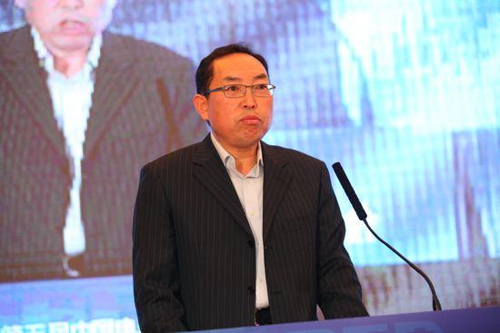 中國化學與物理電源行業協會秘書長劉彥龍照片