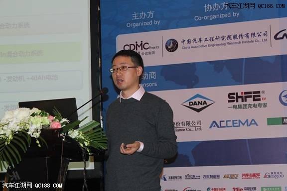 科力远混合动力技术有限公司电池系统开发部部长储爱华