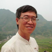 台湾自然医学文摘杂志社社长何永庆照片