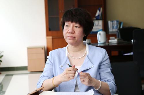 比克公司首席技术官 骆兆军照片