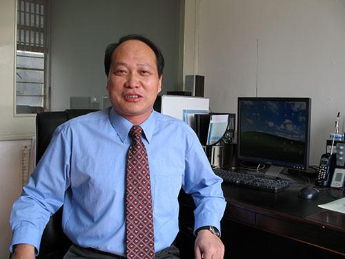 复旦大学特聘教授,国家杰出青年基金获得者教授夏永姚照片