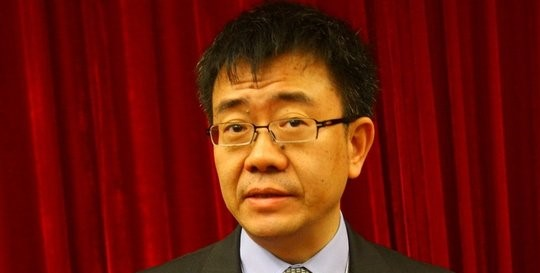 TD高科总裁杨模华照片