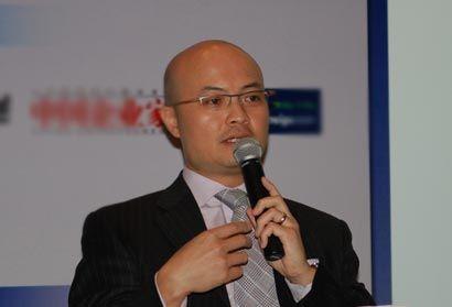 霸菱亚洲投资董事总经理陈达信照片